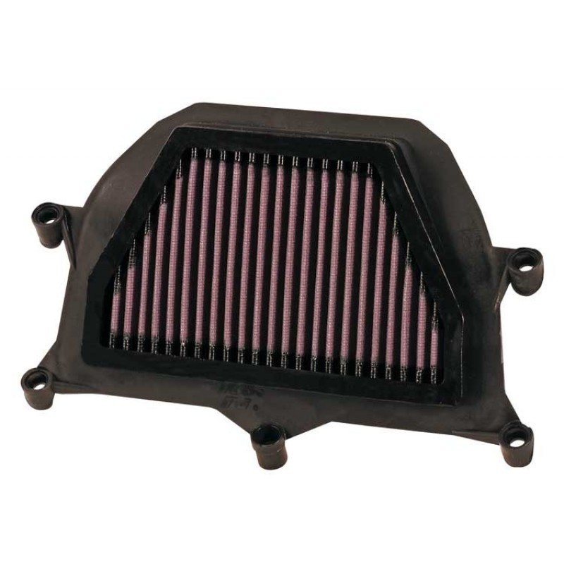 filtre air kn r6 06 07 pam racing. Black Bedroom Furniture Sets. Home Design Ideas