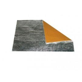 Plaque Adhesive Aluminium Pare-Chaleur 200X300 mm
