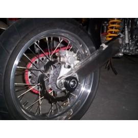 Protection de bras oscillant R&G Racing Gas Gas 125, 250, 450