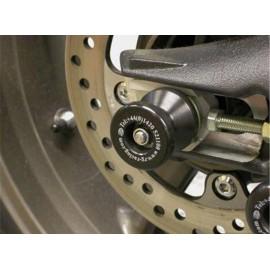 Tampons de protection de bras oscillant R&G Racing Triumph