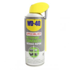 Wd-40 Nettoyant Contacts 400Ml Pulverisateur Systeme Pro
