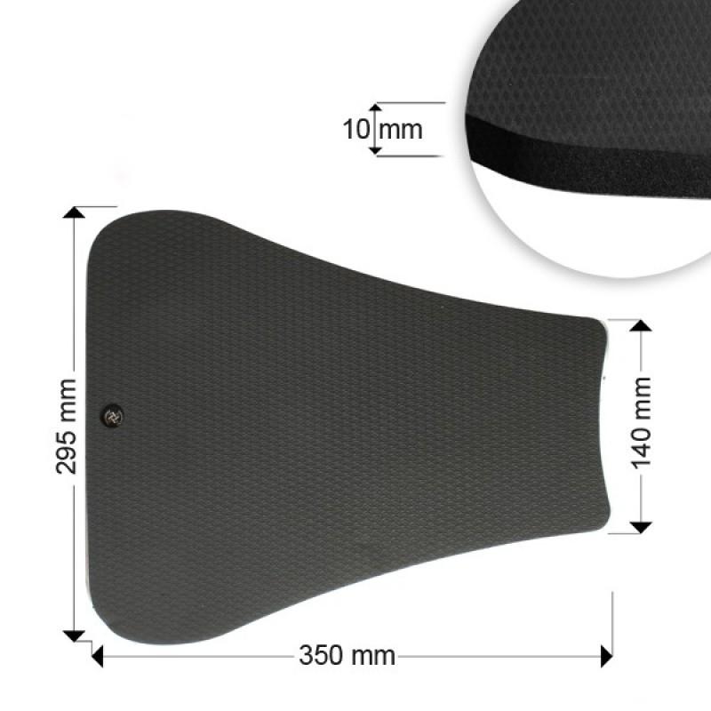 mousse de selle 350 295 mm paisseur 10 mm techspec pam racing. Black Bedroom Furniture Sets. Home Design Ideas
