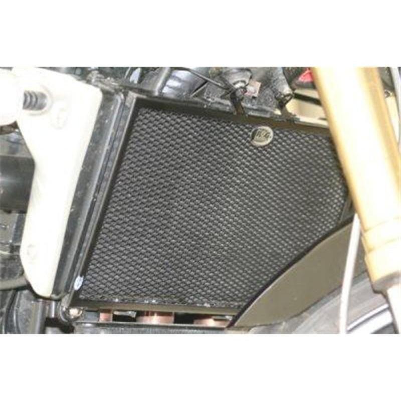 grille de protection de radiateur r g racing gtr1400 zzr1400 pam racing. Black Bedroom Furniture Sets. Home Design Ideas