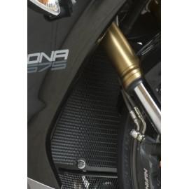 Grille de protection de radiateur R&G Racing 675 Daytona 2013-2016