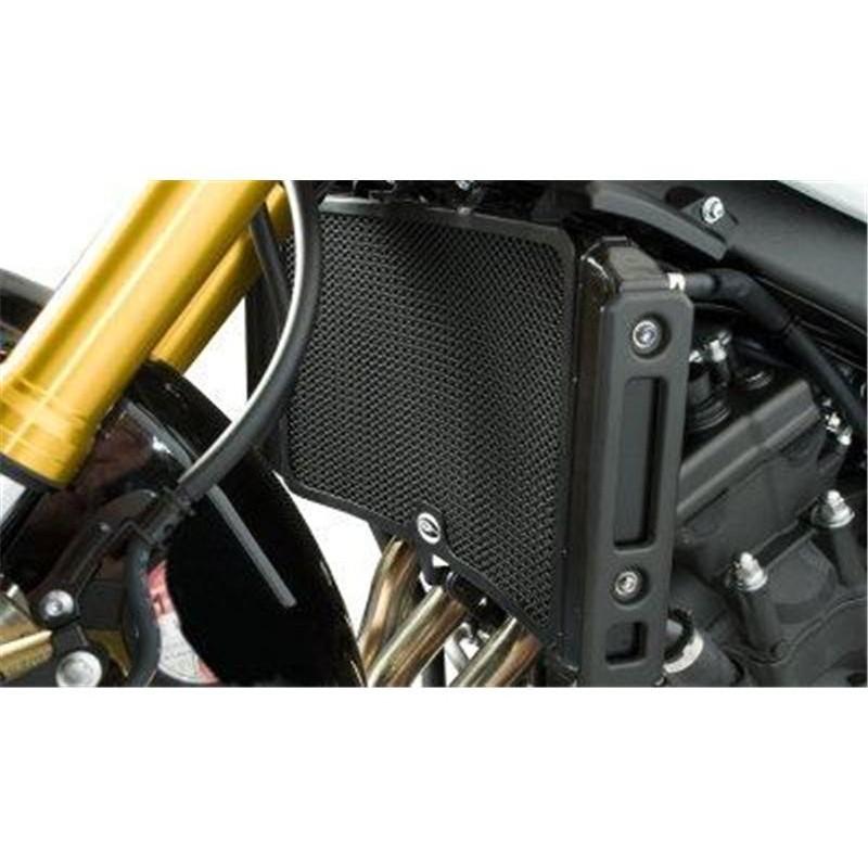 grille de protection de radiateur r g racing fz8 fazer8. Black Bedroom Furniture Sets. Home Design Ideas