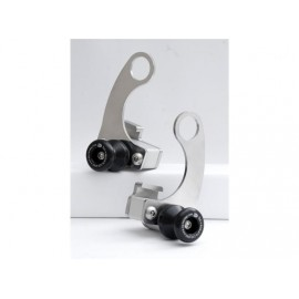 Diabolos Support Béquille avec Platine 10 mm R&G Racing XR1200X 2008-2012
