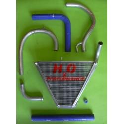 Radiateur d'eau additionnel H2O Performance Kawasaki ZX6R 07/08