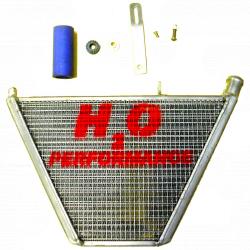 Radiateur d'eau additionnel H2O Performance Kawasaki ZX6R 05/06