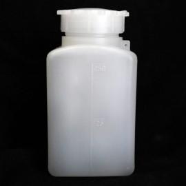 Bocal récupérateur carré simple 250 ml