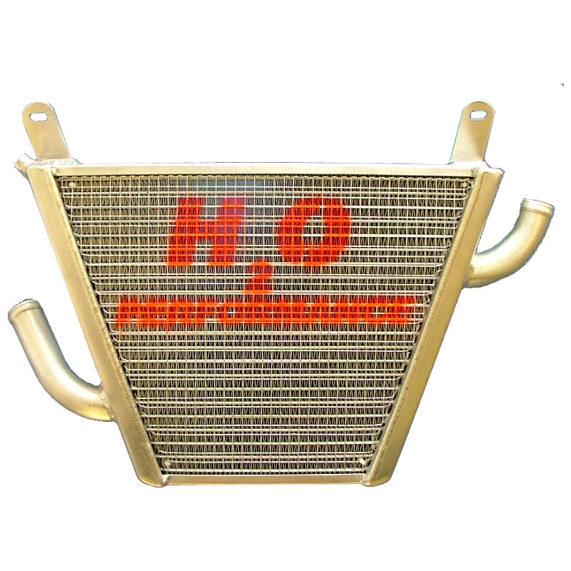 radiateur d 39 eau additionnel h2o performance honda hornet 07 12. Black Bedroom Furniture Sets. Home Design Ideas