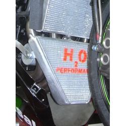 Radiateur d'eau additionnel H2O Performance Kawasaki ZX10R 08-10