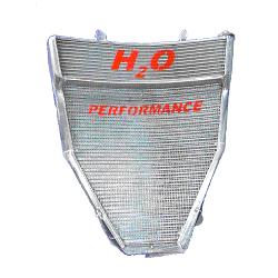 Radiateur d'eau grande capacité H2O performance Yamaha YZF R1 04/06
