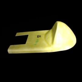 Coque arrière fibre de verre BSA Clubman, TRIUMPH, Cafe Racer