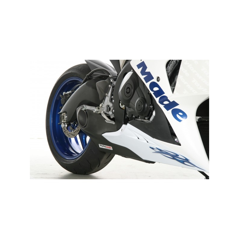 ligne d 39 chappement taylormade type motogp suzuki gsxr 1000 2012 2015. Black Bedroom Furniture Sets. Home Design Ideas