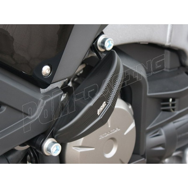 tampons de protection streetline gsg moto 1200 crosstourer boite automatique pam racing. Black Bedroom Furniture Sets. Home Design Ideas