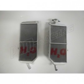 Radiateurs d'eau grande capacité H2O performance KTM SX350 F 12-15