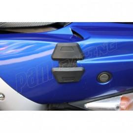 Protections de coque arrière ou de coffre universelles GSG MOTO