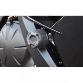 Tampons de protection GSG MOTO ER-6f 2012-2015