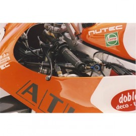 Amortisseur de direction racing TOBY RS 125R 1989-2011