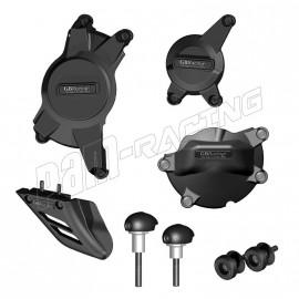 Kit de 6 Protections GB Racing GSXR1000 K9-L6