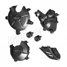 Kit de 5 protections GB Racing ZX-6R 636 13-15