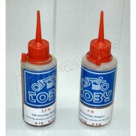Cartouche huile 80 ml SAE 2.5 ou 5 TOBY