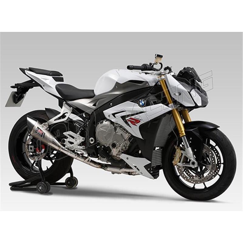 ligne compl te homologu e inox silencieux r11 une sortie titane yoshimura s1000r pam racing. Black Bedroom Furniture Sets. Home Design Ideas
