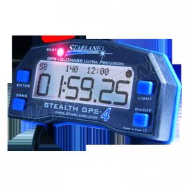 Chronomètre GPS Stealth GPS-4 Light STARLANE