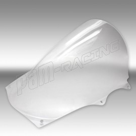 Bulle racing double courbure R1 2015-2017 Incolore