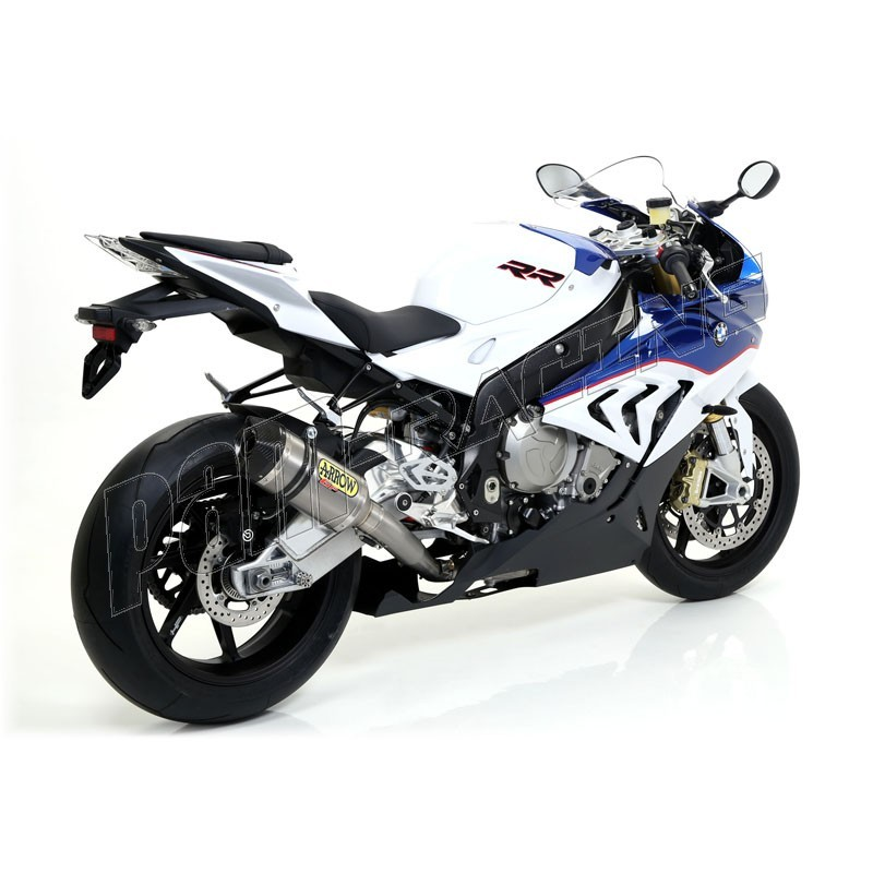 ligne compl te competition arrow s1000rr 2015 2017 s1000r 2014 2016 pam racing. Black Bedroom Furniture Sets. Home Design Ideas