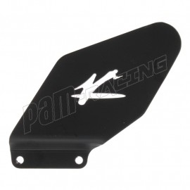 Protège talon aluminium Valter Moto