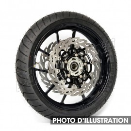 Disque de frein avant flottant Flame 300 mm ep 5.0 mm TZ 250, FZR 600, R, S Fazer Moto-Master