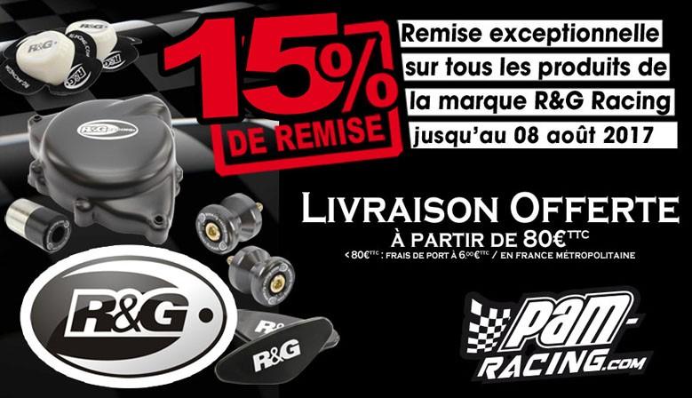 Promos R&G Racing -15%