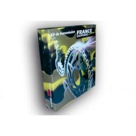Kit couronne acier RK525RO RC8 2008-2013, RC8R 2008-2013