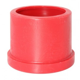 Tube rouge pour vanne ATL mâle 2 pouces