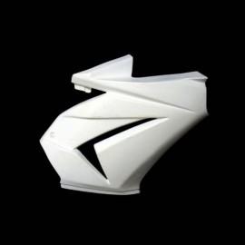 Flanc droit fibre de verre ZX (EX) 250 Ninja 2008-2012