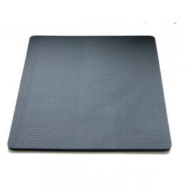 Mousse de selle carrée 305*330 mm épaisseur 10 mm TECHSPEC