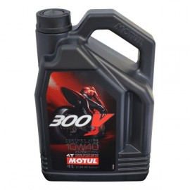 300V 4T FACTORY LINE 10W40 4L MOTUL