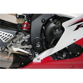 Kit Tampons de Protection Inférieurs AERO R&G Racing R6 2006-2015
