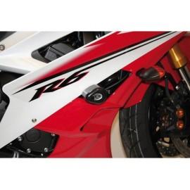 Kit Tampons de Protection Supérieurs AERO R&G Racing R6 2006-2015