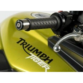 Embouts de Guidon R&G Racing Tiger 800 2011-2012