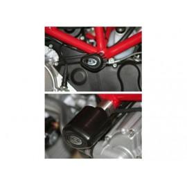 Kit Tampons de Protection AERO R&G Racing DUCATI