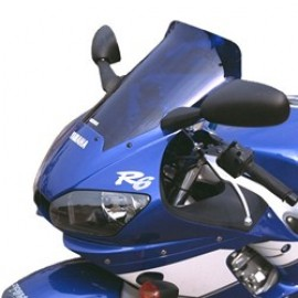 Bulle haute protection SECDEM R6 1999-2002