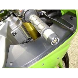 Embouts de Guidon R&G Racing Kawasaki