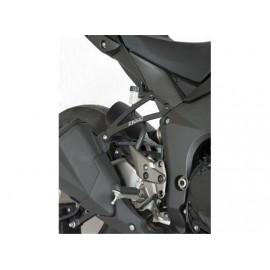 Paire de supports de silencieux R&G Racing Z1000 10-13