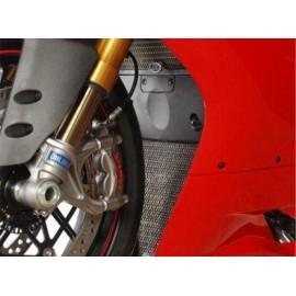 Grille de protection de radiateur (2 pièces) R&G Racing 899, 959, 1199, 1299 Panigale