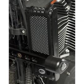 Grille de protection de radiateur d'huile R&G Racing XR 1200 2008-2013
