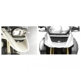 Grille de protection de radiateur d'huile R&G Racing R1200 GS 2010-2012, 1098 Streetfighter 2009-2011