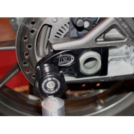 Diabolos Support Béquille avec Platine 10 mm R&G Racing BMW