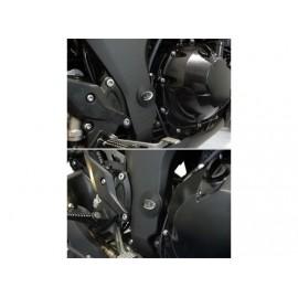Insert de cadre Gauche R&G Racing Z1000, Z1000 SX 2010-2014, ZX10R 2006-2015